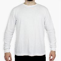 Camiseta interior adaptada manga larga hombre