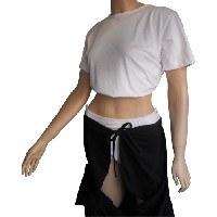 Pantalón chandal adaptado con bolsillos