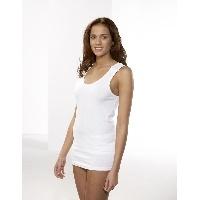 Camiseta tirantes señora adaptada con cierres