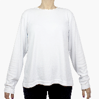 Camiseta interior adaptada manga larga mujer