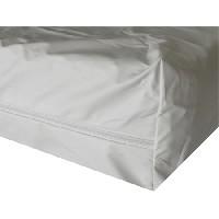Funda colchón PU impermeable, antiácaros e ignífuga