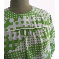 Vestido de verano con tejido sostenible