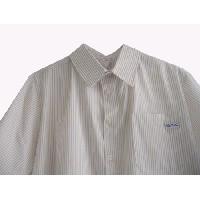 Camisa de vestir adaptada manga corta