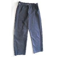 Pantalón de vestir adaptado cremalleras