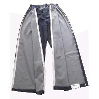 Pantalón de vestir adaptado cremalleras mujer INVIERNO