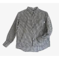 Camisa de vestir adaptada manga larga
