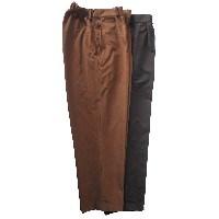 Pantalón de vestir adaptado velcro laterales hombre. INVIERNO