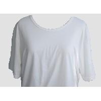 Camiseta interior adaptada manga corta mujer
