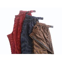 Pantalón de vestir adaptado cremalleras hombre  INVIERNO