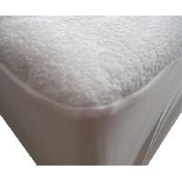Protector de colchón impermeable y respirable