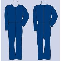 Mono anti-rasgaduras manga y pantalón largo