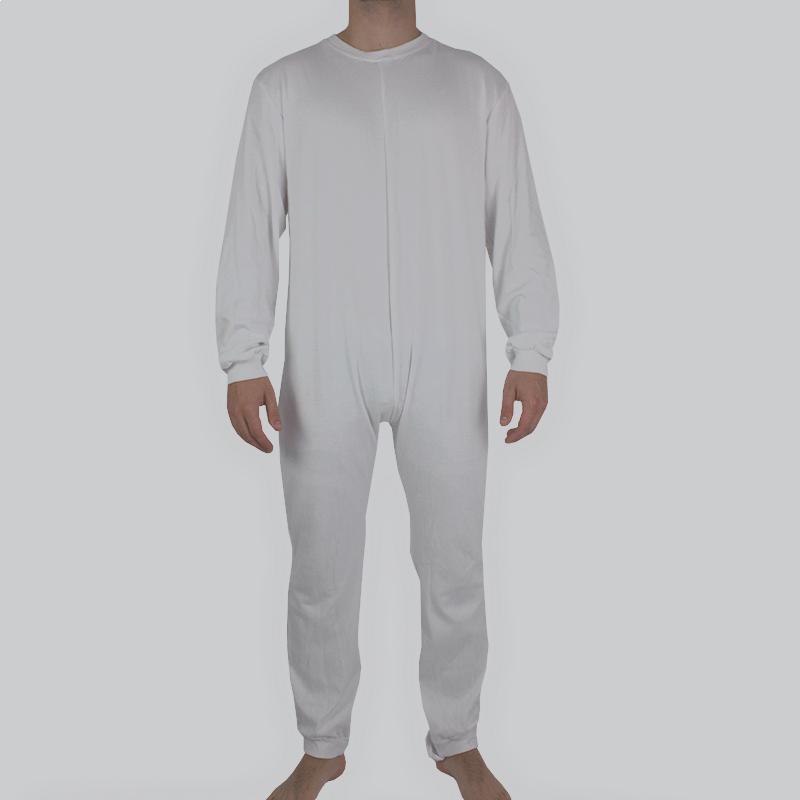a045c3d464 Mono adaptado para dormir manga larga hombre