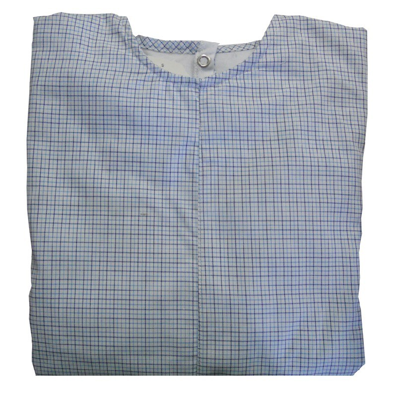 Pijama con cierres en la espalada y doble delantero