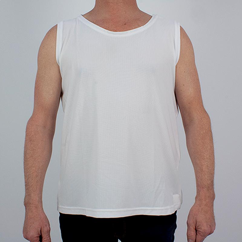 Camiseta interior adaptada tirantes hombre